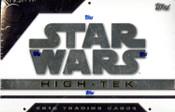 2016 Topps Star Wars High Tek Hobby Box