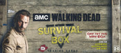 2016 Topps The Walking Dead Survival Box