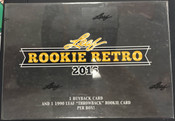 2016 Leaf Rookie Retro Hobby Box