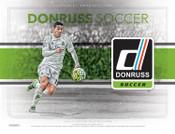 2016 Panini Donruss Soccer Hobby Box