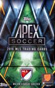 2016 Topps Apex Soccer Hobby Box