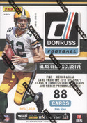 2016 Panini Donruss Football Blaster Box