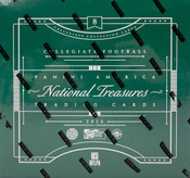 2016 Panini National Treasures College Football Hobby Box
