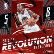 2016/17 Panini Revolution Basketball Hobby Box