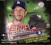 2017 Topps Series 2 Baseball HTA Jumbo Box