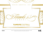 2016 Panini Flawless Football Hobby Box