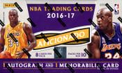 2016/17 Panini Aficionado Basketball Hobby Box