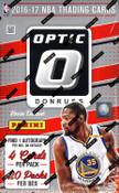 2016/17 Panini Donruss Optic Basketball Hobby Box With 2 Panini Day Packs