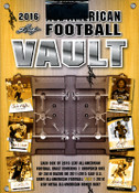 2016 Leaf All American Football Vault Hobby Box