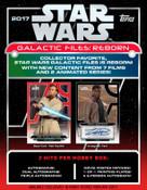 2017 Topps Star Wars Galactic Files Reborn Hobby Box