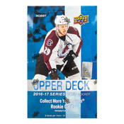 2016/17 Upper Deck Series 2 Hockey Hobby Box