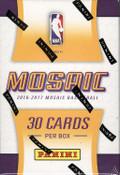 2016/17 Panini Prizm Basketball Mosaic Box
