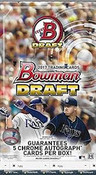 2017 Bowman Draft Baseball Super Jumbo Box