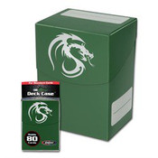 BCW Gaming Deck Case - Green