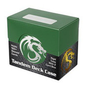 BCK Gaming Deck Case - Tandem - Green