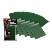 BCW Gaming Deck Guard - Matte - Green