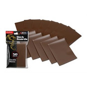 BCW Gaming Deck Guard - Matte - Brown