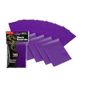 BCW Gaming Deck Guard - Matte - Purple
