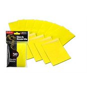 BCW Gaming Deck Guard - Matte - Yellow