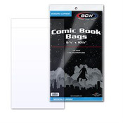 BCW Current Comic Bags