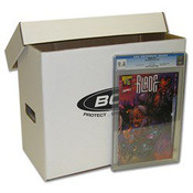 BCW Graded Comic Storage Box