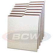 BCW Comic Book Dividers - Corrugated