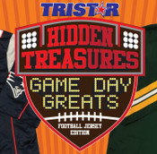 2017 Tristar H/T Game Day Greats Jersey Football Box