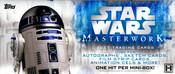 2017 Topps Star Wars Masterwork Hobby Box