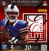 2013 Panini Elite Football Hobby Box