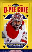 2016/17 Upper Deck O Pee Chee Hockey Hobby Box