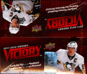 2011/12 Upper Deck Victory Hockey Box