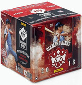2018 Panini Donruss Diamond Kings Baseball Hobby Box