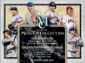 2018 Topps Museum Collection Baseball Hobby Box