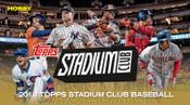 2018 Topps Stadium Club Baseball Hobby Box