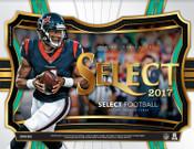 2017 Panini Select Football Hobby Box