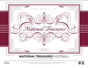 2017 Panini National Treasures Football Hobby Box