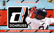 2014 Donruss Baseball Hobby Box