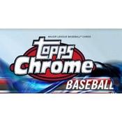 2018 Topps Chrome Baseball Jumbo HTA Hobby Box