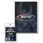 BCW Thick Card Sleeves