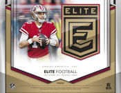 2018 Panini Elite Football Hobby Box