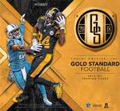 2018 Panini Gold Standard Football Hobby Box