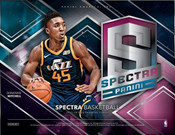 2017/18 Panini Spectra Basketball Hobby 8 Box Case