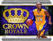 2017/18 Panini Crown Royale Basketball Hobby 16 Box Case