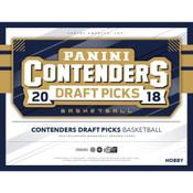 2018/19 Panini Contenders Draft Basketball 12 Box Case