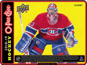 2018/19 Upper Deck O-Pee-Chee Hockey Hobby Box (For Pricing text: UDPRICING to 630-664-6580)