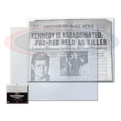 BCW Newspaper Bags 13 3/8 X 11 7/8