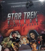 2014 Rittenhouse Star Trek Aliens - Hobby Box