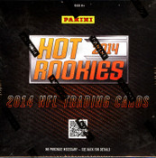 2014 Panini Hot Rookies Football - Hobby Box