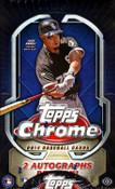 2014 Topps Chrome Baseball Hobby Box