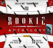 2012/13 Panini Rookie Anthology Hockey - Hobby Box